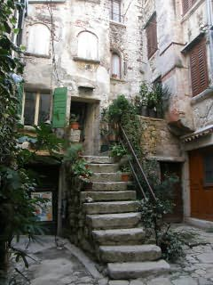 Old stone houses of Istra