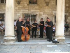 Folk Group in Dubrovnik
