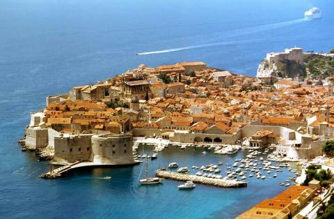 Dubrovnik,Pearl of the Adriatic